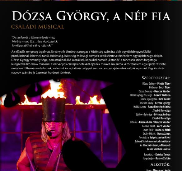 Dózsa György, a nép fia